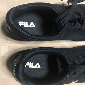 Fila Shoes - NWOB Fila Portland S Low Black Men's Size 10.5